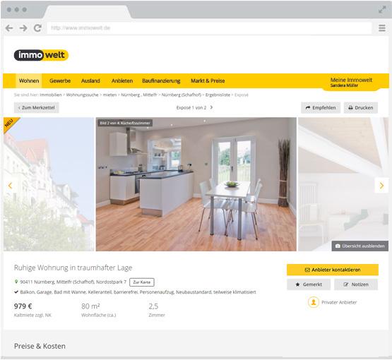 Wohnung Schnell Vermieten In Drei Schritten Zur Wohnungsvermietung