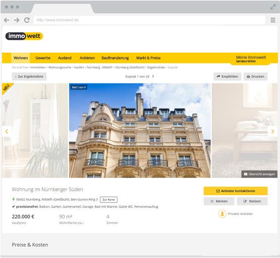 Immobilien Verkaufen Immobilienverkauf Bei Immowelt De